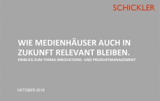 Innovations- und Produktmanagement