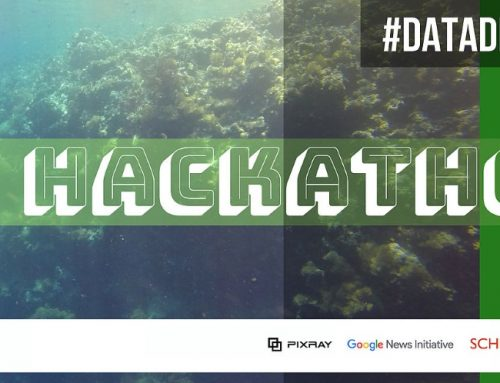 dpa Hackathon #datadeepdive mit Schickler Data Science Team