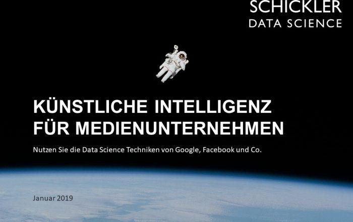 Künstliche Intelligenz für Medienunternehmen