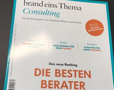 Brand eins Consulting