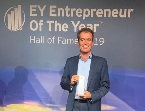 Schickler-Startup erneut ausgezeichnet und in Hall of Fame von EY aufgenommen.