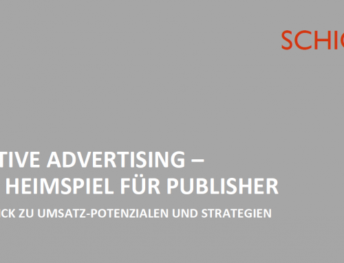Native Advertising – ein Heimspiel für Publisher