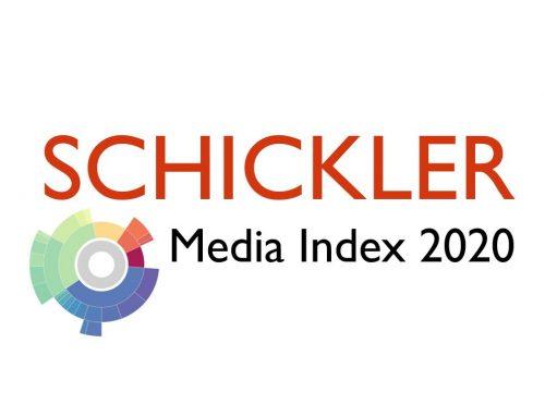 SCHICKLER Media Index 2020: Die wichtigsten Trends setzen sich fort