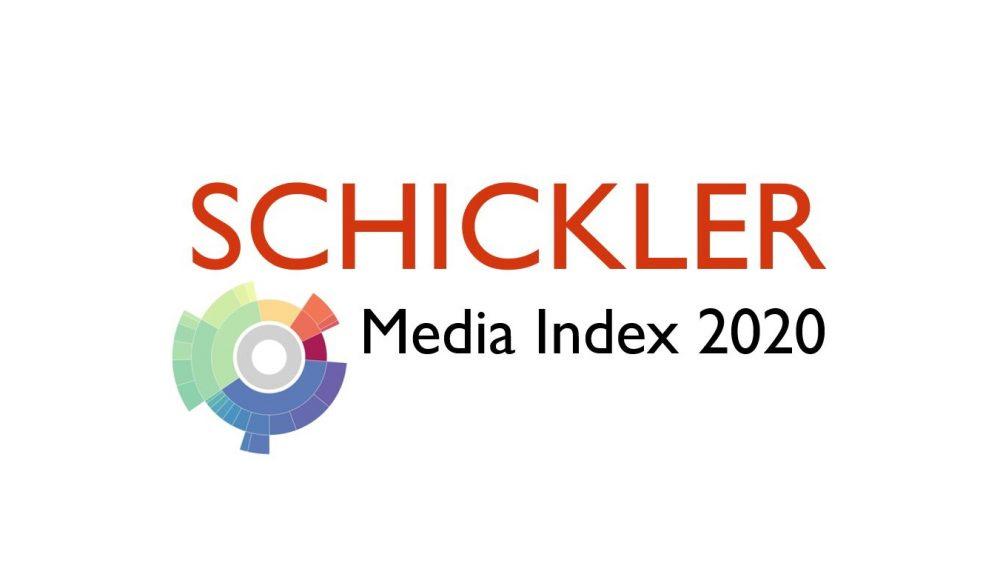 SCHICKLER Media Index: Die wichtigsten Trends setzen sich fort.
