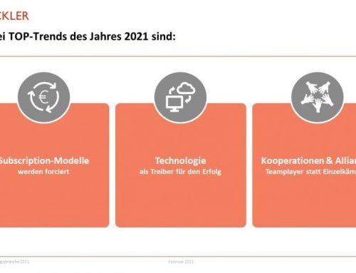 BDZV und SCHICKLER präsentieren Trends der Zeitungsbranche 2021