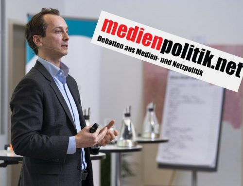 Trends der Zeitungsbranche 2021: SCHICKLER-Partner Christoph Mayer im Interview mit medienpolitik.net
