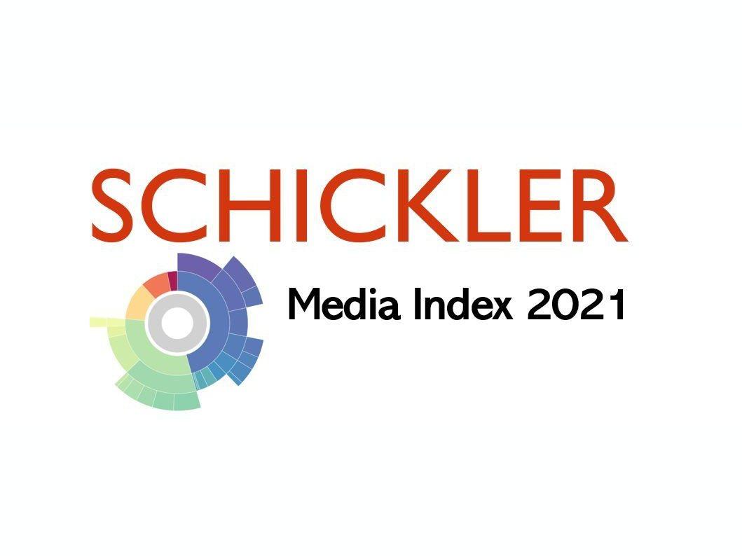 SCHICKLER Media Index 2021 Titelbild